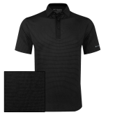 Columbia Black Omni Wick Sunday Golf Polo-Select-A-Logo