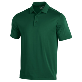 Under Armour Dark Green Performance Polo-Select-A-Logo