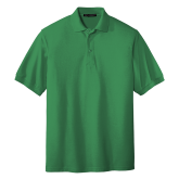 Kelly Green Easycare Pique Polo-Select-A-Logo