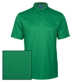 Kelly Green Performance Fine Jacquard Polo-Select-A-Logo