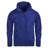 College Royal Charger Jacket-Select-A-Logo