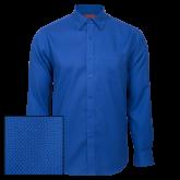 Red House Royal Diamond Dobby Long Sleeve Shirt-Select-A-Logo