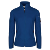Columbia Ladies Full Zip Royal Fleece Jacket-Select-A-Logo
