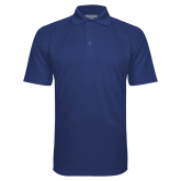 Royal Textured Saddle Shoulder Polo-Select-A-Logo
