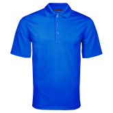 Royal Mini Stripe Polo-Select-A-Logo