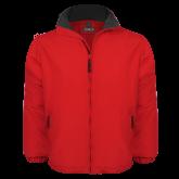 Red Survivor Jacket-Select-A-Logo