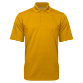 Gold Mini Stripe Polo-Select-A-Logo