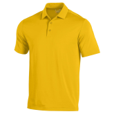 Under Armour Gold Performance Polo-Select-A-Logo