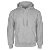 Grey Fleece Hoodie-Select A Varsity Sport
