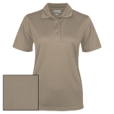 Ladies Vegas Gold Dry Mesh Polo-Select-A-Logo
