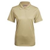 Ladies Vegas Gold Mini Stripe Polo-Select-A-Logo