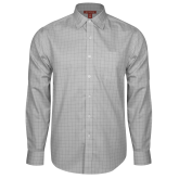 Red House Grey Plaid Long Sleeve Shirt-Select A Club Sport