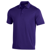 ACU Wildcat Under Armour Purple Performance Polo-Select-A-Logo