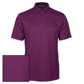Purple Performance Fine Jacquard Polo-Select-A-Logo