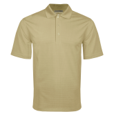 Vegas Gold Mini Stripe Polo-Select-A-Logo