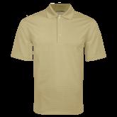 Vegas Gold Mini Stripe Polo-Select-A-Logo