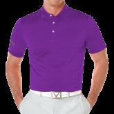 Callaway Opti Vent Purple Polo-Select-A-Logo
