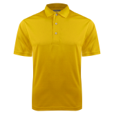 Gold Dry Mesh Polo-Select-A-Logo