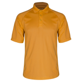 Gold Dri Mesh Pro Polo-Select-A-Logo