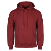 Cardinal Fleece Hood-Select-A-Logo