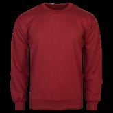 Cardinal Fleece Crew-Select-A-Logo