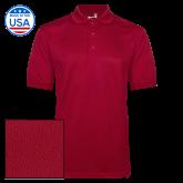 Cardinal Dry Mesh Polo-Select-A-Logo