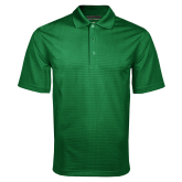 Dark Green Mini Stripe Polo-Select-A-Logo