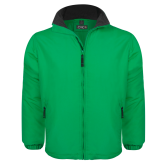 Kelly Green Survivor Jacket-Select-A-Logo