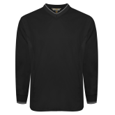 Black Executive Windshirt-Select-A-Logo
