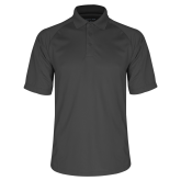Charcoal Dri Mesh Pro Polo-Select-A-Logo