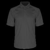 Charcoal Dri Mesh Pro Polo-Select-A-Logo