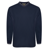 Navy Executive Windshirt-Select-A-Logo