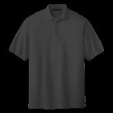 Charcoal Easycare Pique Polo-Select-A-Logo