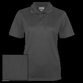 Maricopa Comm Ladies Charcoal Dry Mesh Polo-Select-A-Logo