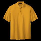 Gold Easycare Pique Polo-Select-A-Logo