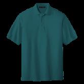 Teal Easycare Pique Polo-Select-A-Logo