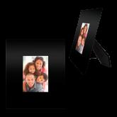 Black Metal 5 x 7 Photo Frame-Select-A-Logo
