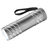 Astro Silver Flashlight-Select-A-Logo