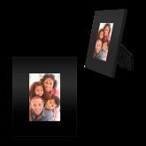 Black Metal 4 x 6 Photo Frame-Select-A-Logo