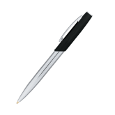 Colonnade Black Twist Pen-Select-A-Logo