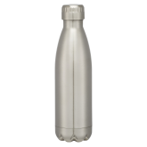 Swig Stainless Steel Silver Bottle 16oz-Select-A-Logo