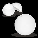 White Lip Moisturizer Ball-Select-A-Logo