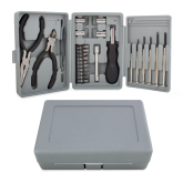 Compact 26 Piece Deluxe Tool Kit-Select-A-Logo