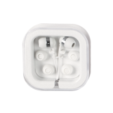 Ear Buds in Clear Square Case-Select-A-Station